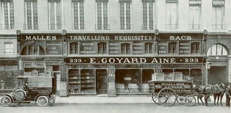 Goyard Maison Paris